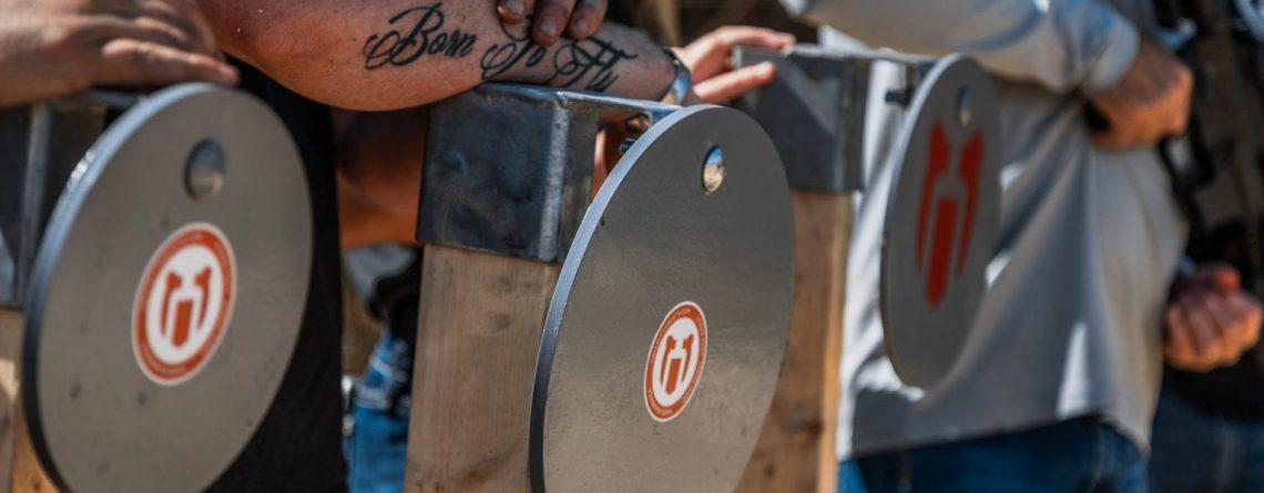 steel target safety